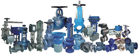 valves products